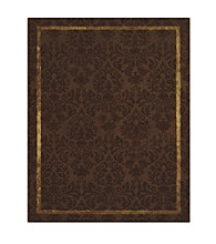 Catalina Collection Chocolate Rug