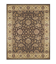Dover Collection Brown/Beige Rug