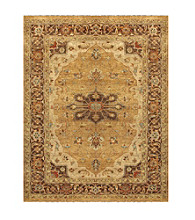 Hunter Collection Gold/Brown Rug