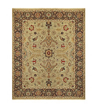 Ihrin Collection Gold/Brown Rug