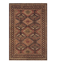 Isabella Collection Brown/Brown Rug