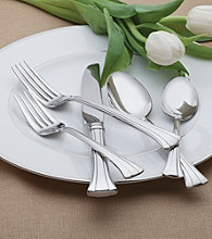 Waterford® Mont Clare 65-pc. Flatware Set
