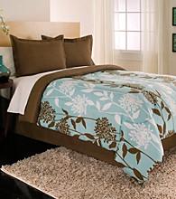 LivingQuarters Nicole 4-pc. Comforter Set
