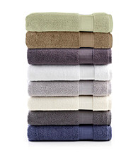 Calvin Klein Plush Bath Towel Collection