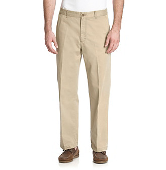 Izod® Men's Saltwater Straight Fit Pants