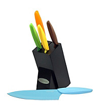 Oceanstar Nonstick Coating 6-pc. Knife Set