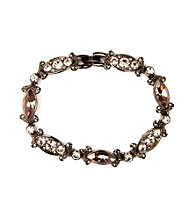 Givenchy® Court Silk Color Stone Flex Bracelet