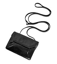 Hobo Black Poppy Crossbody