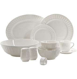Gibson Everyday® Regalia 46-pc. Dinnerware Set