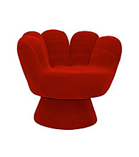 Lumisource® Mitt Chair™ Regular Size Red