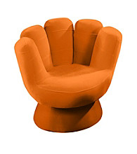 Lumisource® Mini Mitt Chair™ Orange