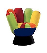 Lumisource® Mini Mitt Chair™ Multi-Colored
