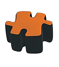 Lumisource® Two-Tone Puzzotto™ Black/Orange