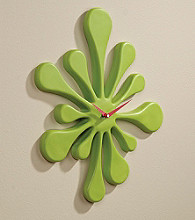 Lumisource® Splat Clock