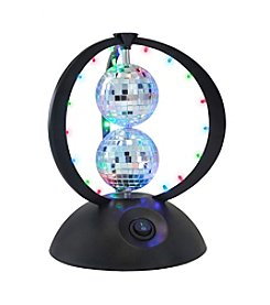 Lumisource® Disco Planet Light with 2 Disco Balls