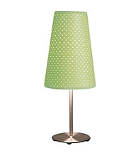Lumisource® Green Dot Table Lamp