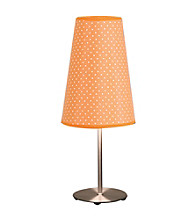 Lumisource® Orange Dot Table Lamp