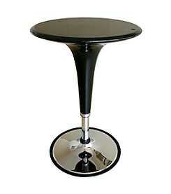 Baxton Studios Chancellor Adjustable Bar Table