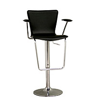 Baxton Studios Jaques Adjustable Bar Stool