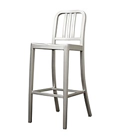 Baxton Studios Modern Cafe Bar Stool