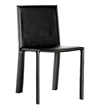 Baxton Studios Verona Black Dining Chair