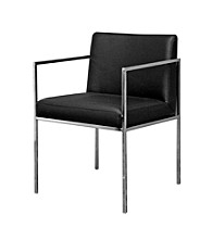 Baxton Studios Atalo Black Dining Chair