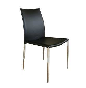 Baxton Studios Benton Black Dining Chair
