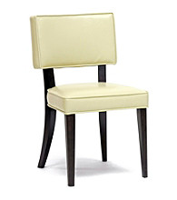 Baxton Studios Tokaji Fabric Dining Chair