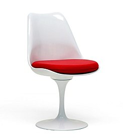 Baxton Studios Cyma White Chair