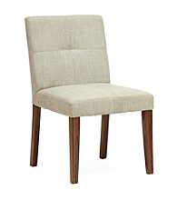 Baxton Studios Soave Cream Dining Chairs