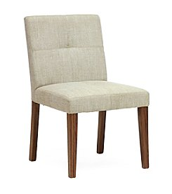 Baxton Studios Soave Cream Dining Chairs