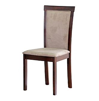 Baxton Studios Spain Dark Brown Modern Dining Chairs