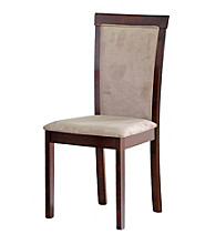 Baxton Studios Spain Dark Brown Modern Dining Chairs