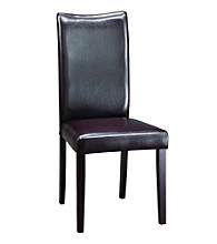 Baxton Studios Sweden Light Cappuccino Dining Chair