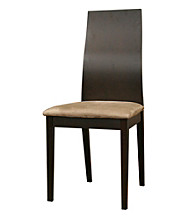 Baxton Studios Lambert Dark Brown Modern Dining Chair