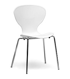 Baxton Studios Boujan Plastic Modern Dining Chair
