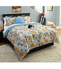 Action Sports Comforter Set by LivingQuarters Kids