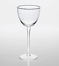 Noritake Platinum Wave Wine Glass