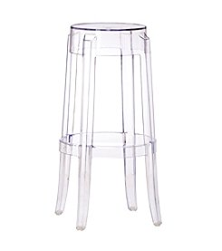 Zuo Modern Anime Transparent Barstool