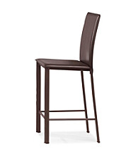 Zuo Modern Set of 2 Arcane Bar Chairs