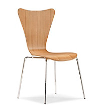 Zuo Modern Set of 4 Taffy Dining Chairs
