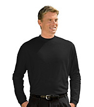 Reebok® Men's Big & Tall Golf Play Dry® Mockneck Tee