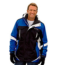 Columbia Men's Big & Tall Bugaboo™ 3-In-1 Systems Parka