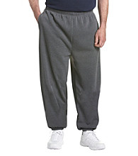 Reebok® Men's Big & Tall Play Dry® Fleece Pants