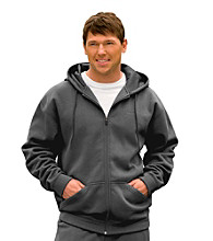 Reebok® Men's Big & Tall Play Dry® Fleece Hoodie