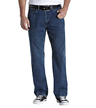 Lee® Men's Big & Tall Vintage Washed Regular-Fit Jeans