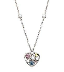Effy® Sterling Silver Freshwater Pearl Pendant