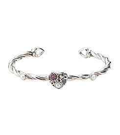 Effy® Sterling Silver Freshwater Pearl Bracelet