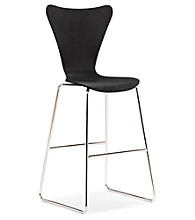 Zuo Modern Set of 2 Taffy Barstools