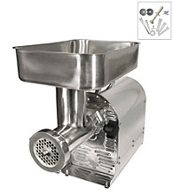 Weston Commercial Grade Electric 350-Watt Meat Grinder